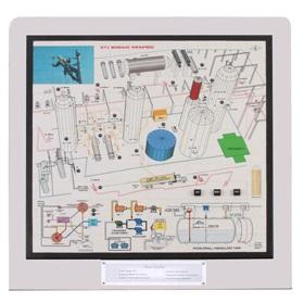 Anunciador grafico Mosaic X71