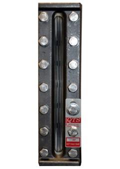 welding pad gauge